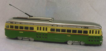 Corgi Philadelphia PCC-Powered