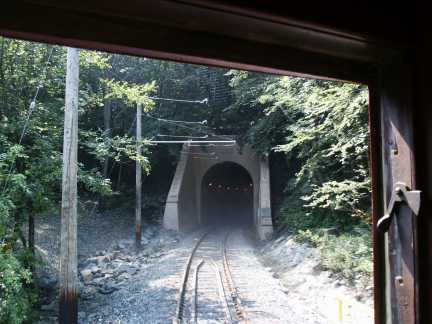 North Tunnel Portal