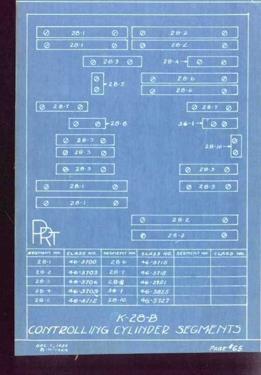 PRT Electrical Instruction Prints - Page #65