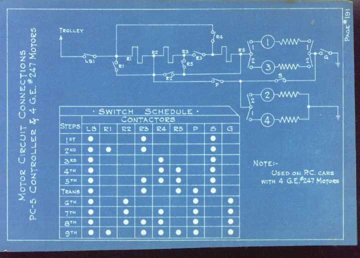 PRT Electrical Instruction Prints - Page #191