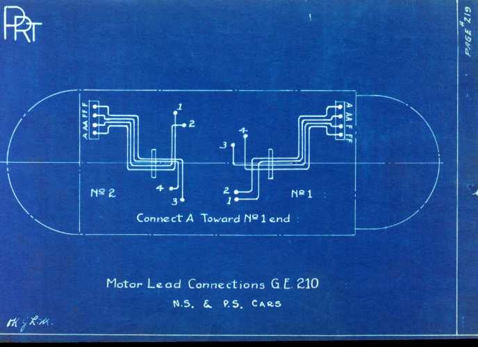 PRT Electrical Instruction Prints - Page #219