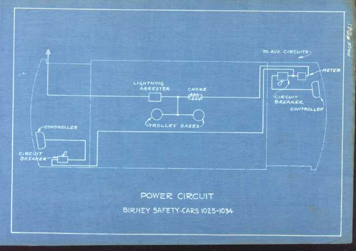 PRT Electrical Instruction Prints - Page #241