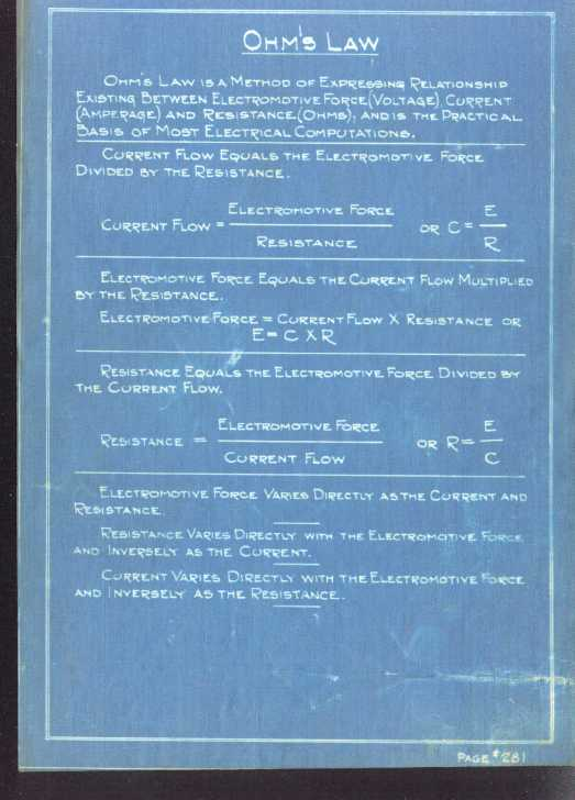 PRT Electrical Instruction Prints - Page #281