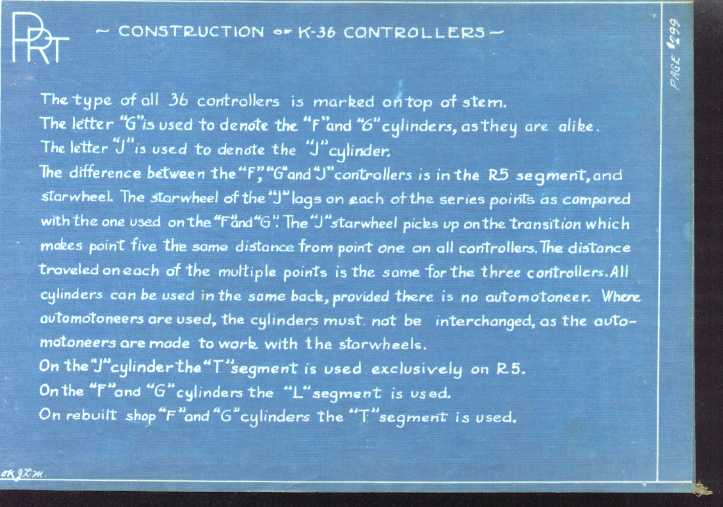 PRT Electrical Instruction Prints - Page #299
