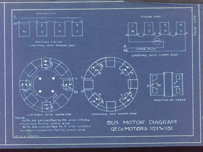 PRT Electrical Instruction Prints - Page #506