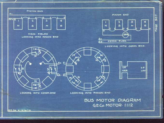 PRT Electrical Instruction Prints - Page #507